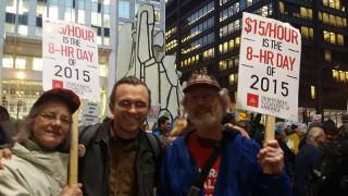November 10 demonstration