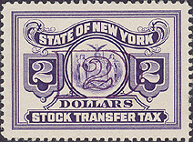 New York Tobin Tax