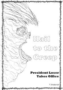 Hail to the Creep