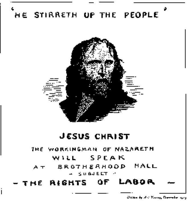 workingman of nazareth