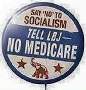 Medicare - socialism