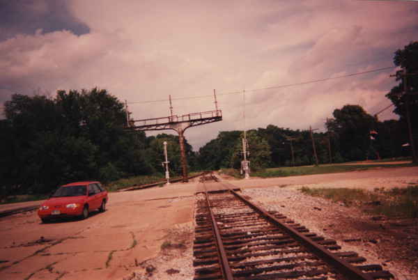 Bureau Junction 1993