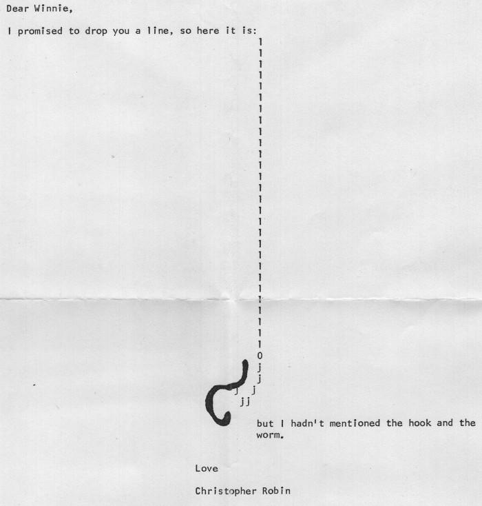 Winnie Letter