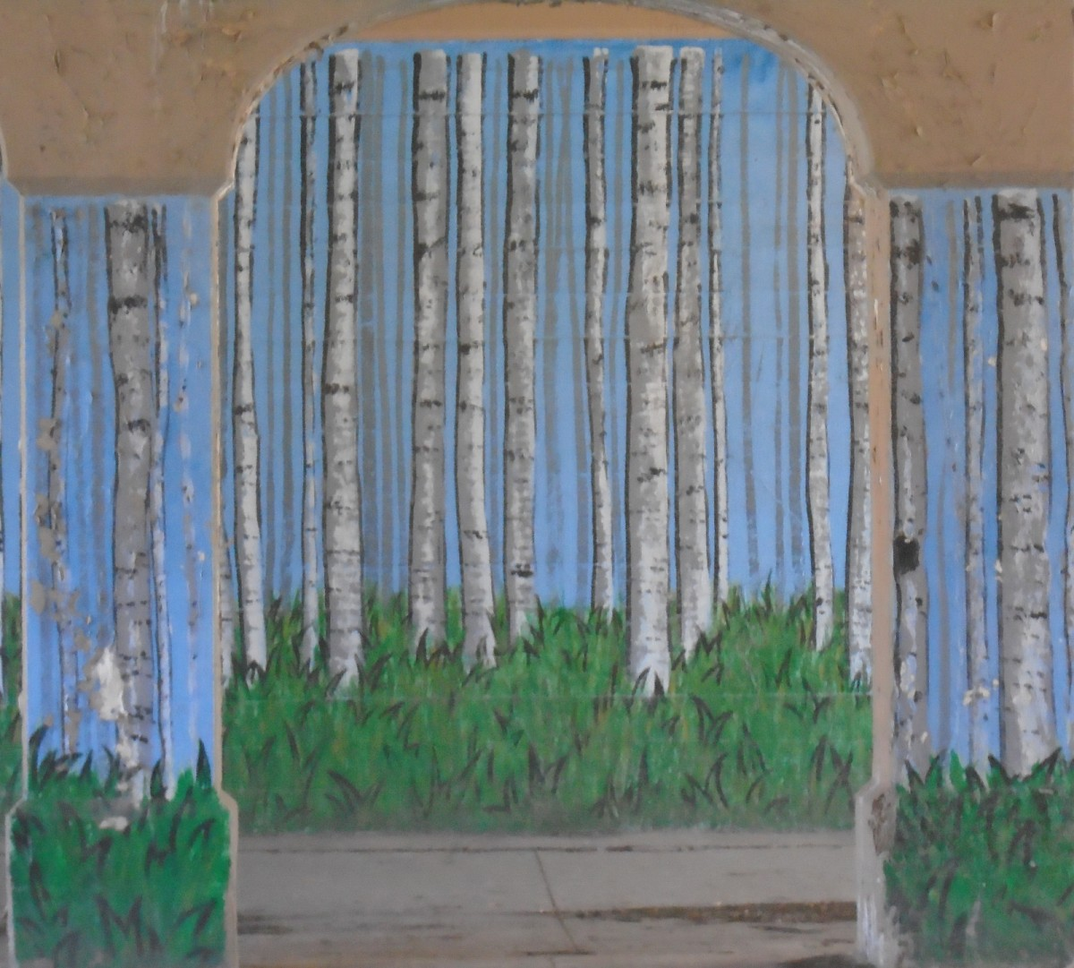In the Hall of the BirchwoodKing
